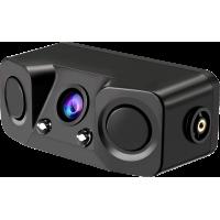 MK-126P Flash Gece Görüşlü Park Sensörlü Geri Görüş Araç Kamerası