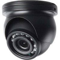 MK-617 Gece Görüşlü Mini Analog Dome Araç Kamerası