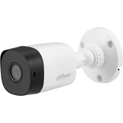 DH-HAC-B1A21P-DIP Dahua 2MP HDCVI Gece Görüşlü Bullet Kamera