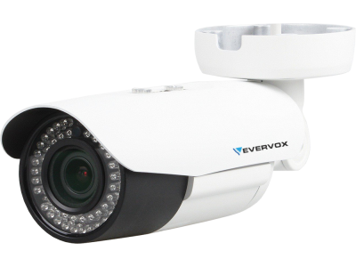 EVR-IPC23MX Evervox 2MP H.265 Motorize Lens IP Bullet Kamera