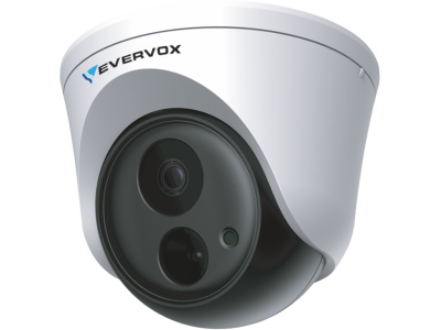 EVR-IPC220 Evervox 2MP H.264 IP Gece Görüşlü Dome Kamera