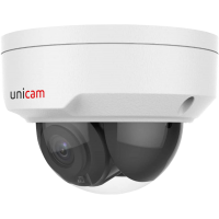UNC-IPD2SA-S Unicam 2MP Ultra 265 IP Starlight Dome Kamera