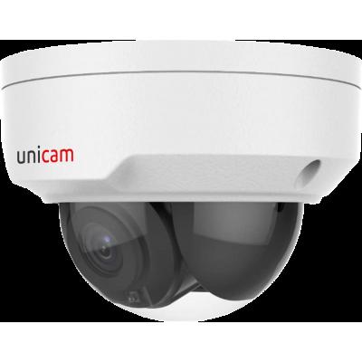UNC-IPD2SA-S Unicam 2MP Ultra 265 IP Starlight Dome Kamera