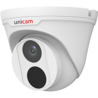 UNC-IPE2L Unicam 2MP Ultra 265 IP Gece Görüşlü Dome Kamera