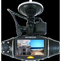 MK-310 Çift Kameralı GPS Özellikli Araç Kayıt Cihazı