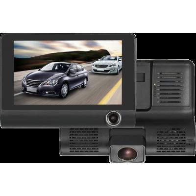 MK-400 3 Kameralı Geri Görüş Özellikli Araç Kayıt Cihazı