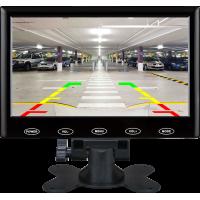 MK-M750 HDMI/VGA/RCA Video Girişli 7 Inch Araç Monitorü